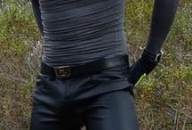 Guys in leather
