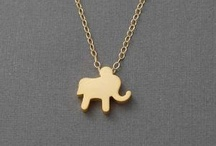Elephants :) / by Charity Jackson ♔