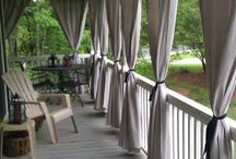 Porch and Patio ideas / by Laura Boyle
