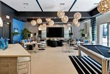 Clubhouses-Media-Game-Sports Bar / by Studio Hill Design