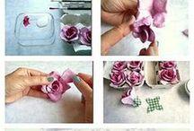tvoření / kytky