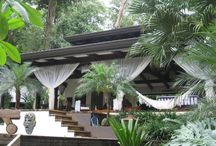 Tropical Asian Home - Uvita Costa Rica / http://www.dominicalrealty.com/property/?id=321