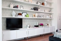 HOME DECOR   Basement Inspiration / Take your unfinished basement to a whole new level with some inspiration that's sure to wow!
