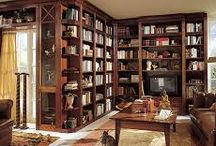 Bookshelves... / yaratıcı kütüphaneler...