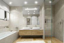 dům - koupelna