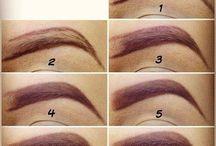 Eyebrow how to