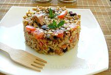zuppe - legumi - cereali