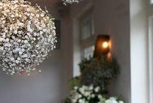 boules fleurs mariage