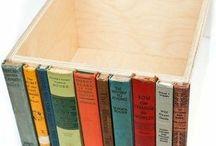 bøger recycle
