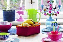 Keukenaccessoires / Lekker hip in de keuken! Daar houden wij vrouwen van! Wij hebben duizend keuken ideeen op www.presentsathome.nl