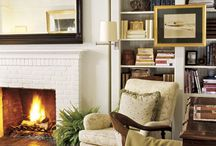 Fireplaces and mantels / Fireplaces and mantles / by Decor To Adore