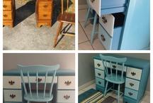 Furniture fix up's