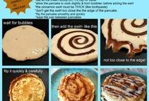 Breakfast Food Recipes / by Jennifer Blair Knutson