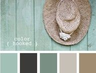 Color Pallette / by Nora Putong