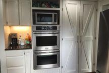 PROJEKTY KUCHENNE / pomysły do kuchni