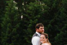 Collingwood Backyard Tented Wedding
