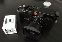 Leica M6 Film / Camera porn