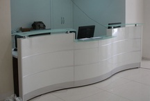 Reception Desks / Bankolar