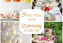 Housewarming Party Ideas / by Ambriss Rembulat-Syravong