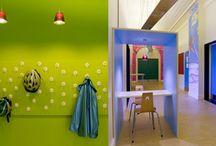 Arquitectura infantil / Guarderias de diseño, espacios cool para niños / by DecoPeques- Decoración infantil