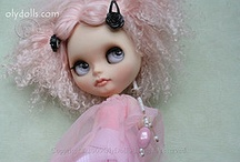 Beautiful Miss Blythe / by Pink Kitchen Studio