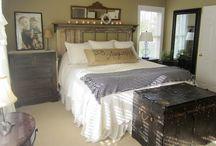 Master bedroom  / by Jill Whorton