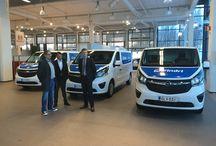 Findri huoltoautot / Findri hankki Länsiautolta uuden huoltoautot.