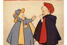CARTELES PUBLICITARIOS  ANTIGUOS / Carteles publicitarios del siglo XIX y los dos primeros tercios del siglo XX, tanto españoles como extranjeros de todo tipo de productos y servicios.