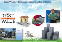 Russ Whitney Emphasis to Know Value of Home / The most expensive and significant purchases one will make in their lifetime is to keep up on your home's value.The best way to achieve this is to pay attention to what similar houses to yours in your area are selling for.