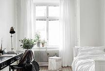Bedroom calm / Bedroom style