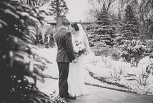 """Warming Up Your Guests: Our Best Winter Ideas / Winter is the perfect season in which to say, """"I do,"""" but you also want your guests to be comfortable in your winter wonderland. Here are some of the coziest ways to enjoy your winter wedding!"""