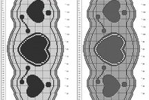 Filet crochet oval doilies free patterns / Filet crochet oval doilies free patterns, free download, made with software.