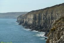 The Jurassic Coast / Images from the Jurassic Coastline in Dorset. England's only natural UNESCO world heritage site