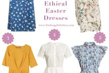Feminine Favorites / My favorite ethical fashion picks!