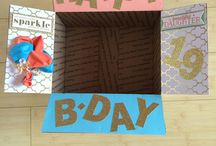 for B-DAY BOX