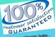 Guarantee at Snapper Electric