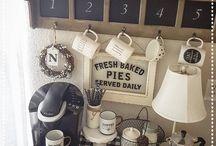 Coffee corners