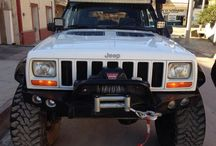 Jeep Cherokee intercooler