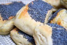 Brød / Opskrifter på hjemmebagt brød