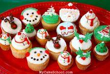 Cute Cupcakes / by Jennifer Rose
