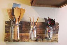 Mason jar ideas / by Michelle Nelson