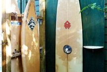 Surfboards and stuff