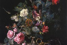 De Gouden Eeuw in De Nederlanden ~ Willem van Aelst / 1625 Delft - na 1683 Amsterdam. Leerling van zijn oom Evert van Aelst