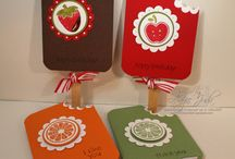 Cards - Stampin Up Tart n Tangy
