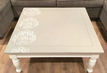 paint a table