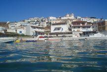 Villa Bella Vista / Bella Vista Villa the Batsi Village of Andros. For reservations: info@androstours.com