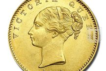 British Colony / East India Company -  Queen Victoria / Various coins of  Queen Victoria of  British Colony / East India Company