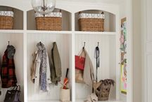 Mud Rooms We Love / by Hello I Live Here