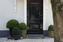 House exterior & Garden