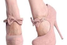 just shoes. / by Megan & Liz